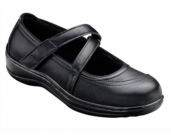Orthofeet Women's Celina Mary Jane