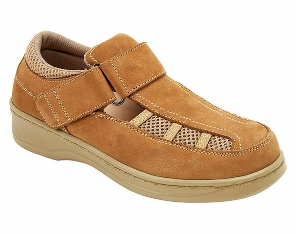 Orthofeet Women's Fisherman Shoe, Sarasota Beach