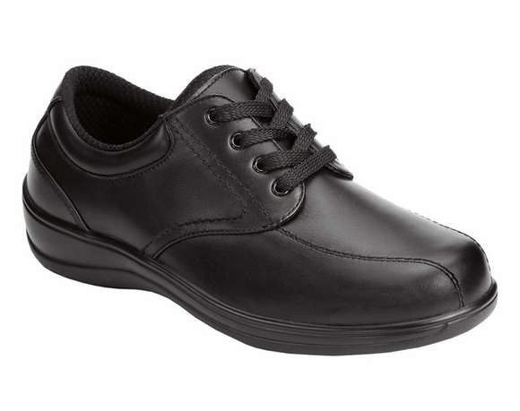 Orthofeet Women's Oxford Shoe, Lake Charles