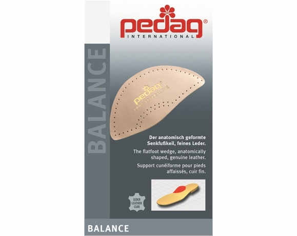 Pedag Balance - Flat Foot Shoe Wedge