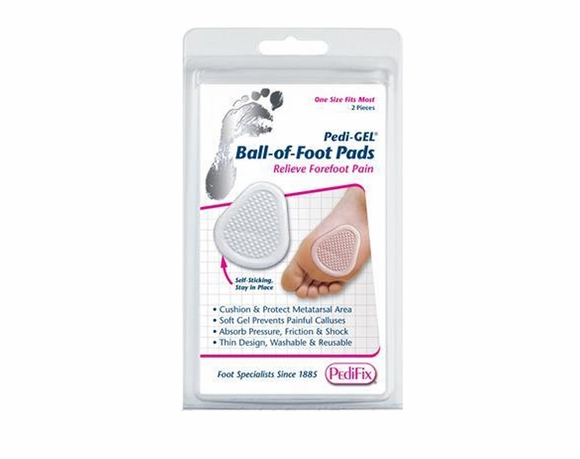 Pedifix Pedi Gel - Ball of Foot Pads