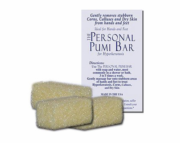 "Personal Pumi Bar - 1"" Callus and Corn Remover"