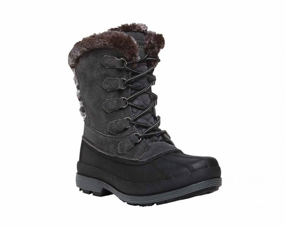 Propet Lumi Tall Lace - Women's Winter Boot