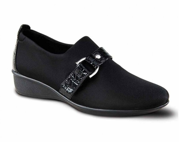 Revere Genoa Stretch - Women's Stretchable Shoe