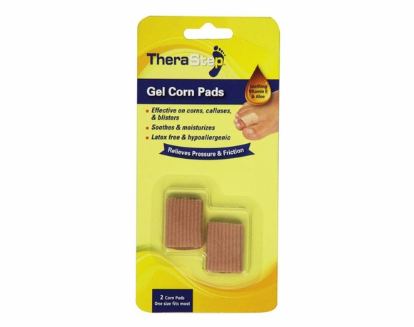 Silipos TheraStep Gel Corn Pads