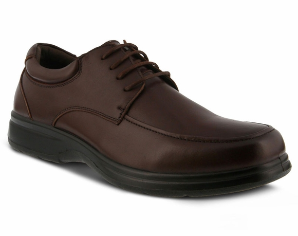 Spring Step Brogan - Men's Lace-Up Shoe