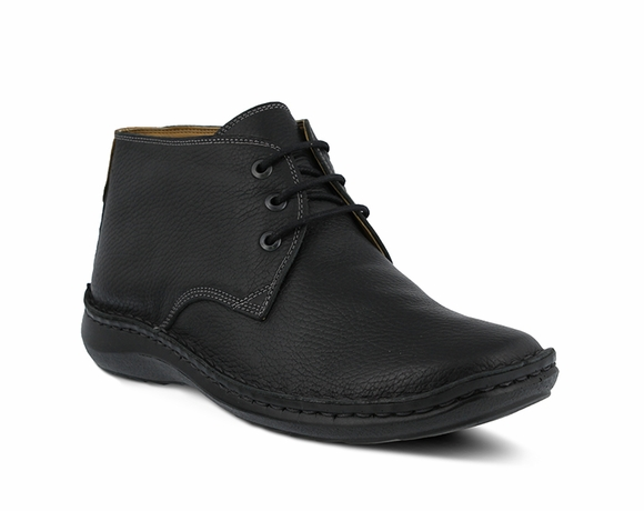 Spring Step Mathias - Men's Lace Up Shoe