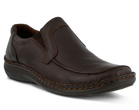 Spring Step Niccolo - Men's Slip On Shoe