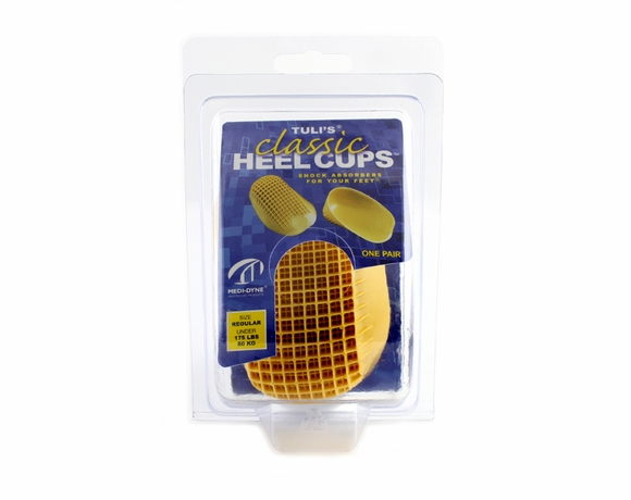 Supportive Heel Cups