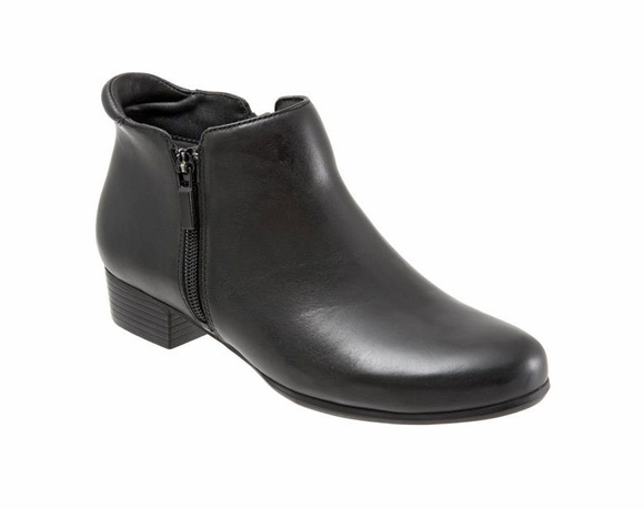 Trotters Major - Women's Zip Bootie