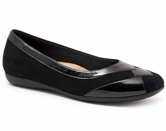 Trotters Sharp - Women's Flat