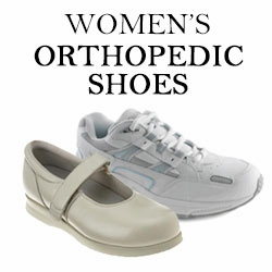 women's shoes with orthotic support