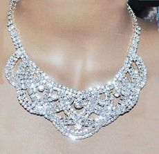 OPTIMUM RHINESTONE JEWELRY SET