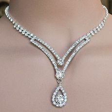 STARZ RHINESTONE JEWELRY SET