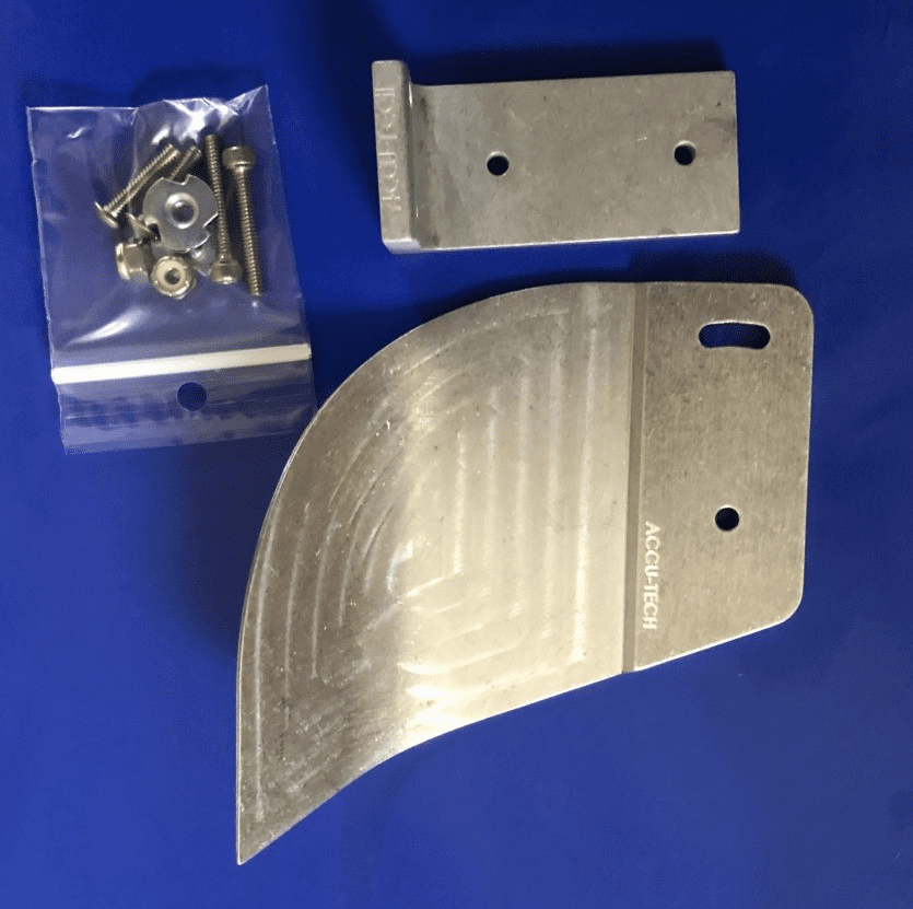 Accu-Tech Hydro Turn Fin Assembly (Part #ATHTFA-100)