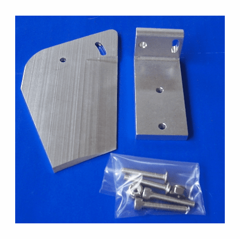 Hydro Turn Fin Assembly -1/8 scale- (Part # HTFARC-100)