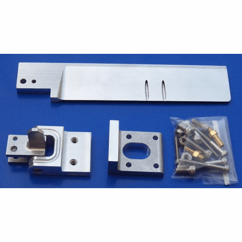 Short Rudder Assembly (dual pickup straight hybrid) (Part #SRA-100)