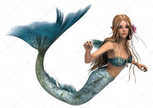 Lotions and Creams for Mermaids