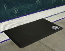 Pool Deck Mat for Water Fitness Instructors