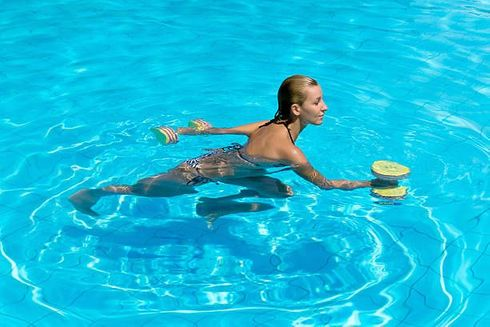 SPLASH! Specialty Water Classes at Coolfont Resort Pool, Saturdays and Sundays @ 9 - 10 AM Classes Begins October 2nd, 2021