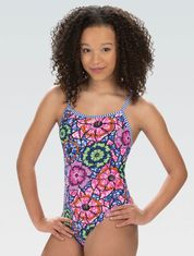 Uglies Women's Abalonia Double Strap Back One Piece Swimsuit 2021