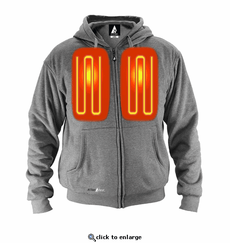 ActionHeat 5V Battery Heated Hoodie (Pre-Order - Ships Dec 1st)