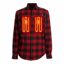 ActionHeat 5V Battery Heated Insulated Flannel Shirt (Pre-Order - Ships Dec 1st)