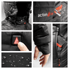 ActionHeat 5V Battery Heated Insulated Puffer Jacket W/ Hood - Men's