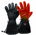ActionHeat 5V Plush-Softshell Heated Gloves for Men