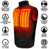 ActionHeat 5V Battery Heated Softshell Vest - Men's