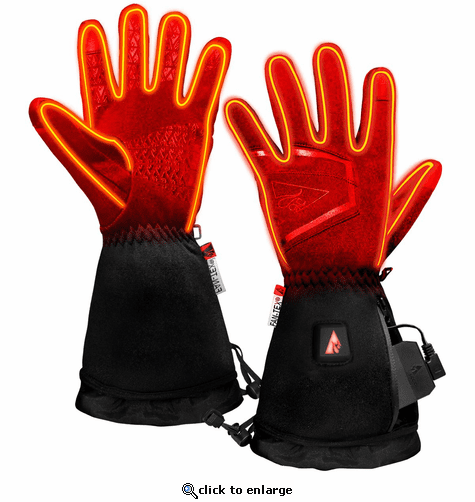 ActionHeat 5V Lightweight Thin Heated Gloves for Men