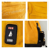 ActionHeat 7V Rugged Leather Heated Work Gloves