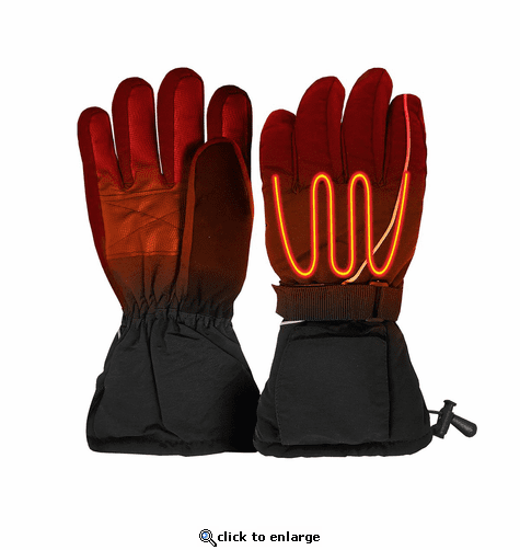 ActionHeat AA Battery Heated Gloves - Men's