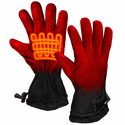 ActionHeat AA Battery Heated Fleece Gloves