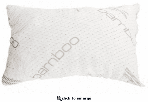 AlphaCool Bamboo Cooling Pillow