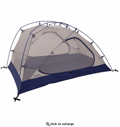 ALPS Mountaineering Aries 3-Person Tent - Gray/Navy