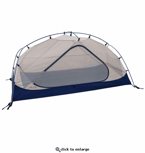 ALPS Mountaineering Chaos 1-Person Tent - Gray/Navy