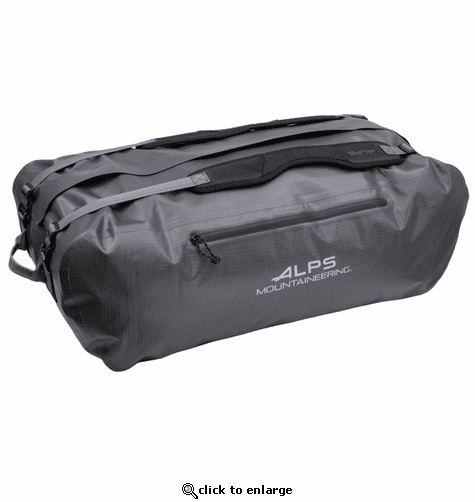ALPS Mountaineering Downpour 65L Duffle Bag - Charcoal