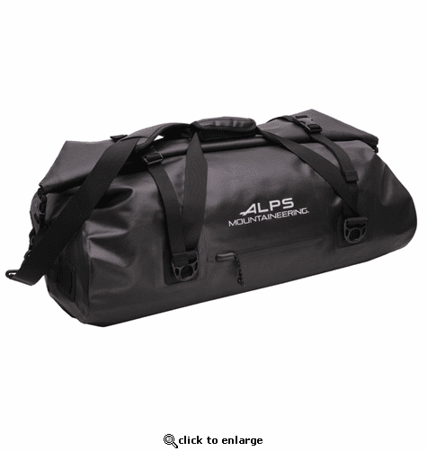 ALPS Mountaineering Monsoon 90L Duffle Bag - Black