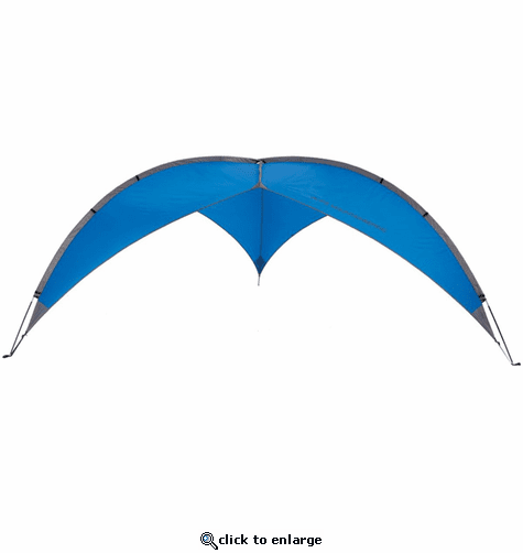 ALPS Mountaineering Tri-Awning Tent - Blue