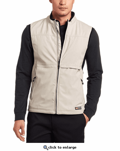 Mobile Warming Men's Lightweight Heated Softshell Vest