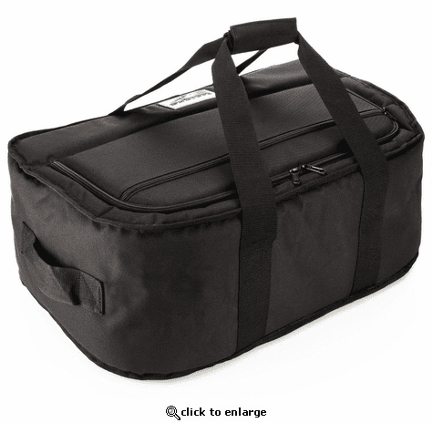 AO Coolers 38 Pack Stow-N-Go Cooler Black
