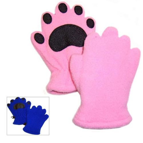 Bear Hands - Bear Paw Infant and Toddler Mittens