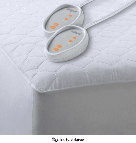 Beautyrest 200TC Heated Mattress Pad King
