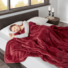 Beautyrest Heated Microlight to Berber Blanket - Twin