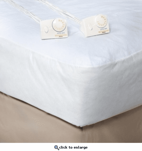Biddeford Heated Mattress Pad Analog Controller - Full