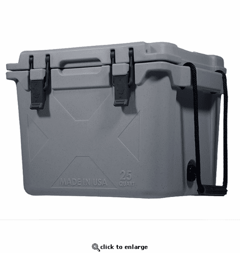 Bison Coolers 25 Quart Ice Chest Cooler