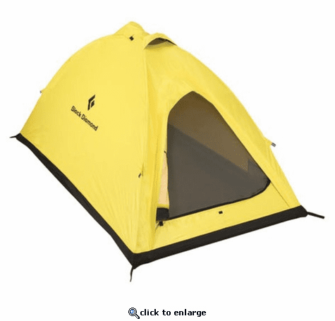 Black Diamond Eldorado 2 Person Tent - Yellow