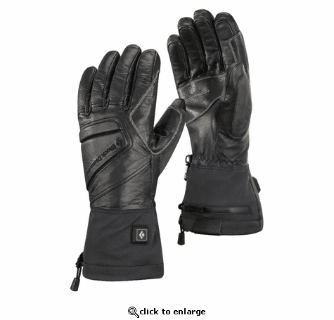 Black Diamond Gore-Tex Waterproof Solano Heated Gloves