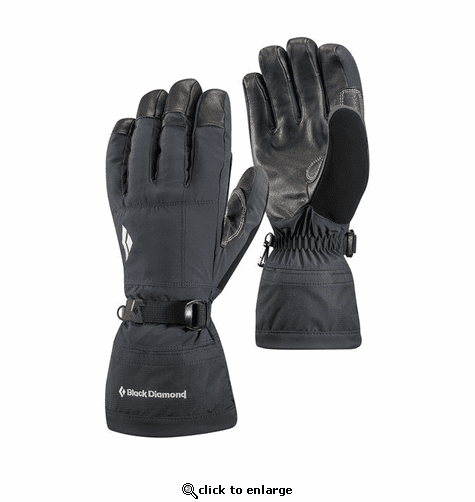 Black Diamond Soloist Gloves - Black